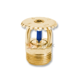 Sprinkler Pendente Up Right 141º C 3/4 - Fator K 115