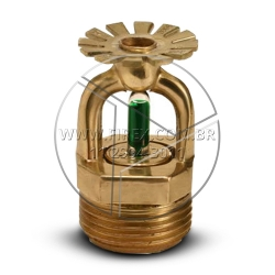 SPRINKLER NATURAL PENDENTE 93°C 3/4''